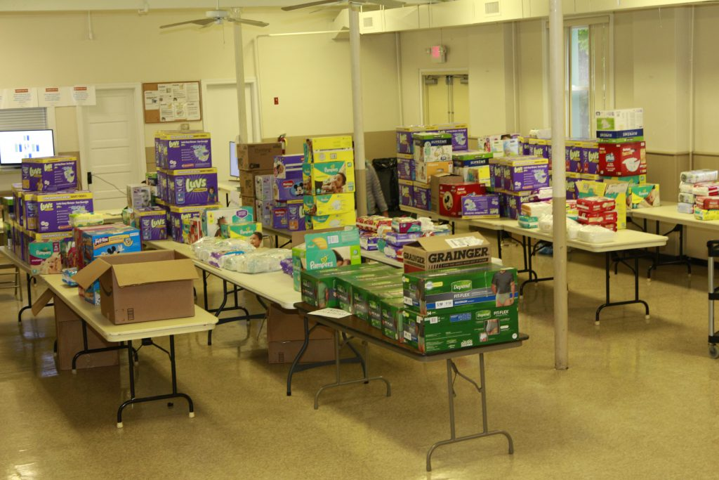 Lehigh Valley Diaper Drive Event