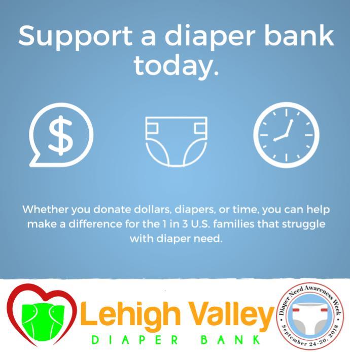 Diaper Need Awareness Week 12