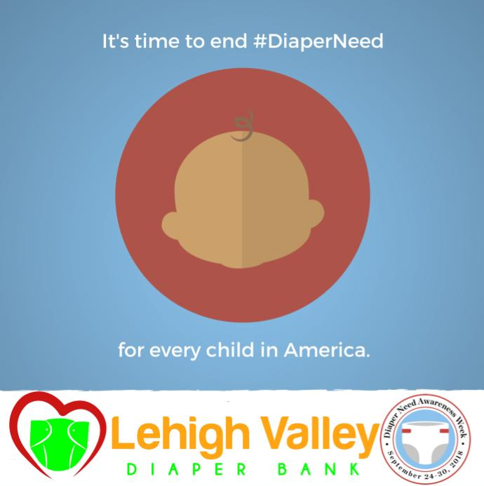 Diaper Need Awareness Week 6